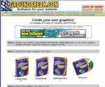 Сайт http:// www. groundbreak.com