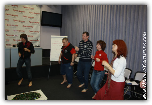 Тренинг Евгения Дейнеко: Покори свою Вершину!