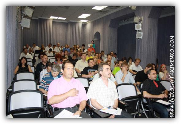 Семинар Евгения Дейнеко: Школа создания эффективного бизнеса