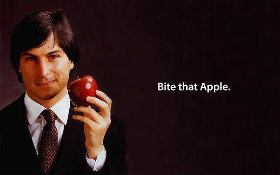 стив и яблоко логотип компании apple