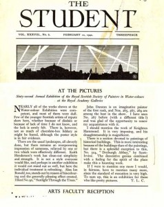 Журнал Student
