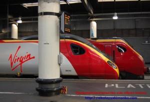 Компания Virgin Train