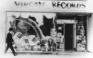 Магазин Virgin Records