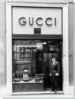 Магазин Гуччи