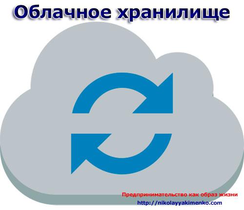 Хранение файлов в облаке