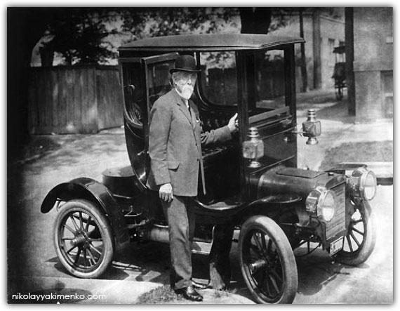 инженер Генри Лиланд