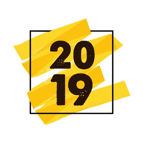 новый год, 2019